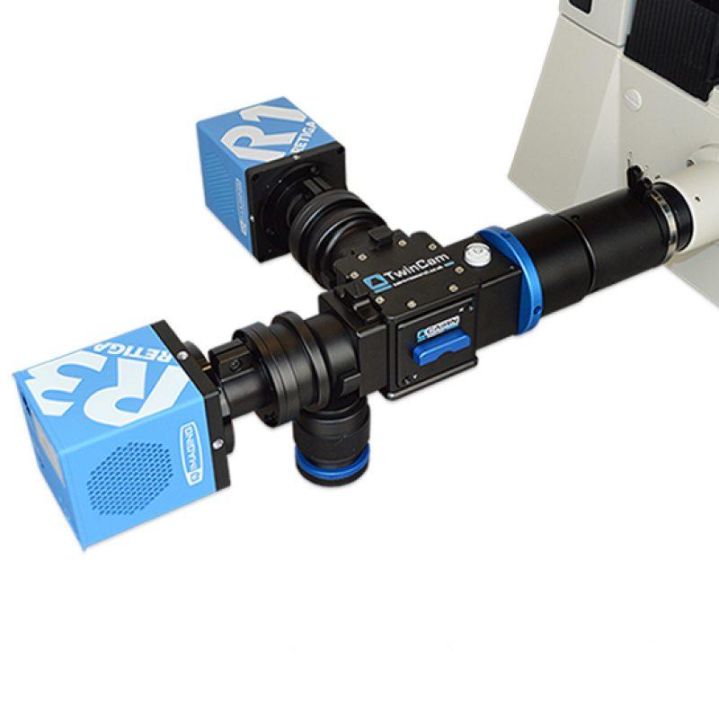 多相机成像器