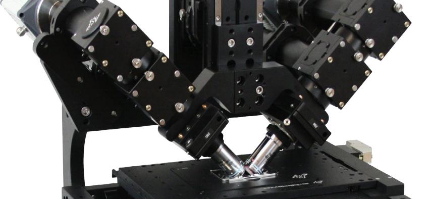 双倒置选择层光照明显微镜(ISPIM和DISPIM)