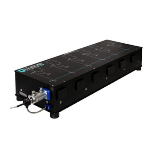 多台激光器输出系统
