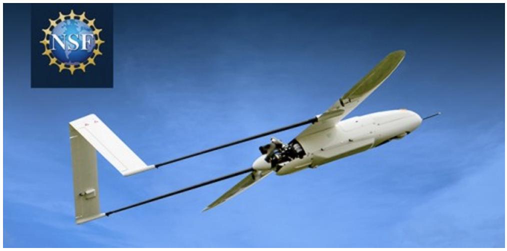 美国国家科学基金会NSF支持Bakman Technologies的太赫兹光谱无人机系统'THZ Drone'