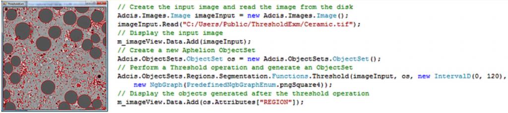 Aphelion成像软件