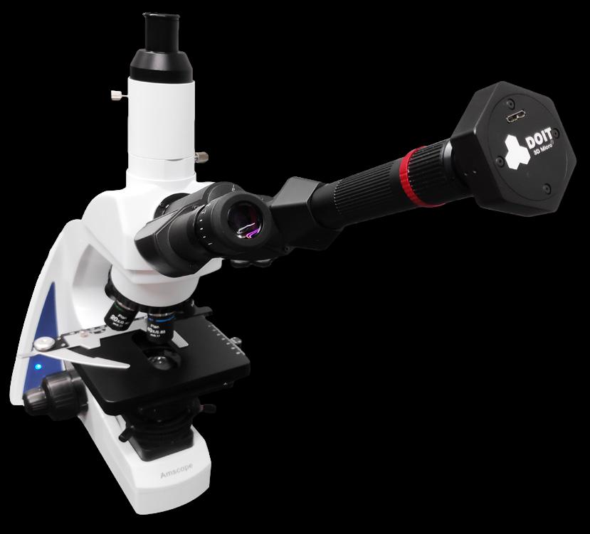 3D数字显微镜目镜