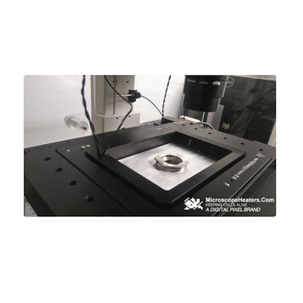 显微镜载物台培养系统